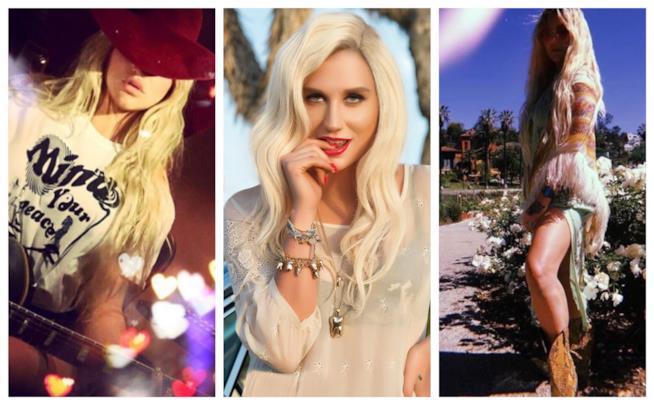 Il look di Kesha  come replicare il suo stile boho-chic per l estate 95b53b6df7d5
