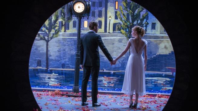 La La Land una scena del film