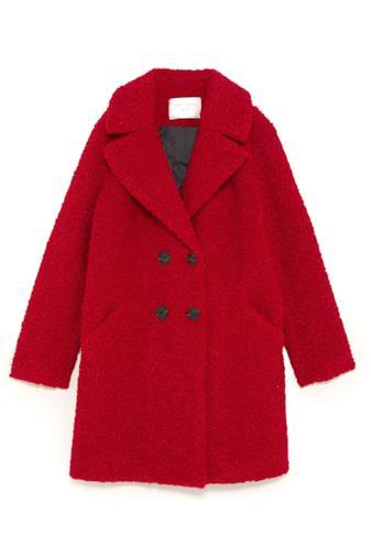 Cappotto faux fur