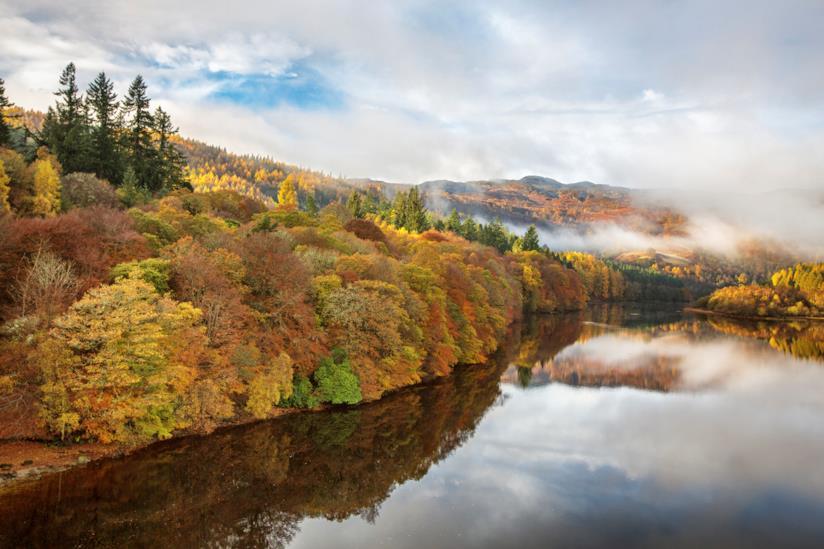 Pitlochry, meta scozzese dove ammirare il foliage autunnale