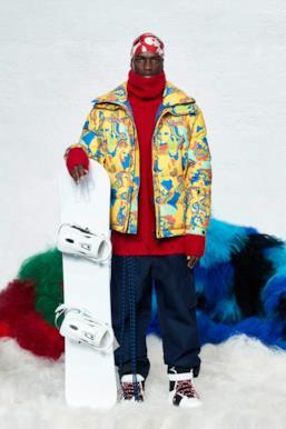 Sfilata MONCLER Collezione Donna Autunno Inverno 19/20 Milano - 64
