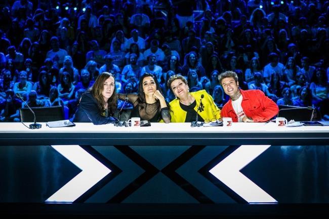 La nuova giuria di X Factor Italia alle audizioni 2017