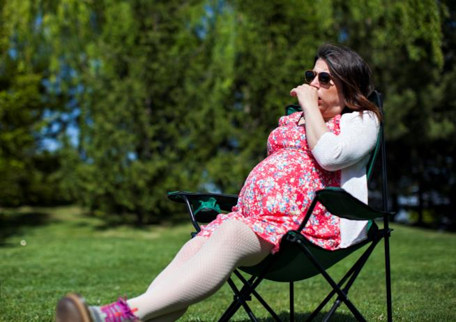 Allergia al polline in gravidanza