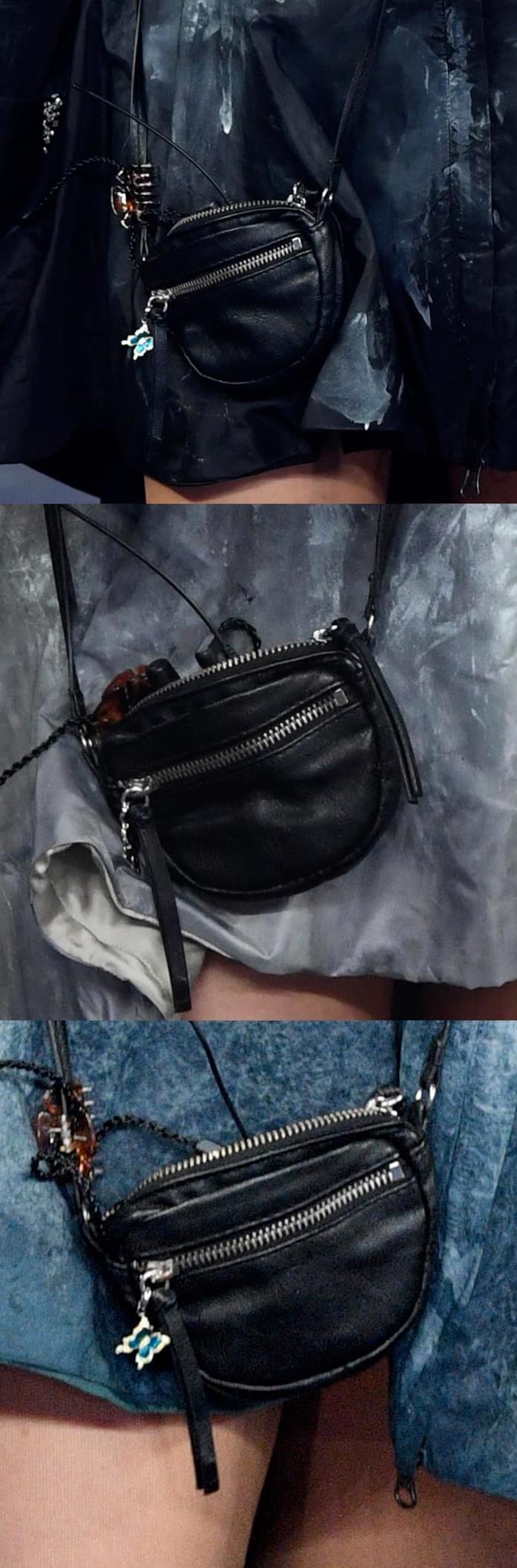 Loredana Bertè borsetta per tenere gli auricolari