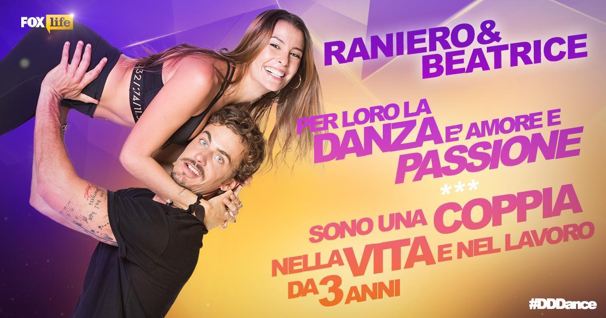 Raniero Monaco di Lapio e Beatrice Olla