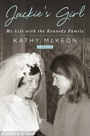 Jackie's Girl: My Life with the Kennedy Family: copertina