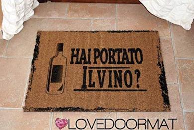 Zerbino hai portato il vino