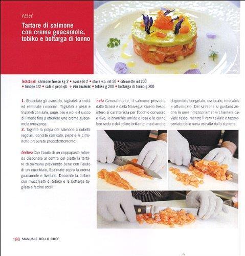 Manuale dello chef - ricetta