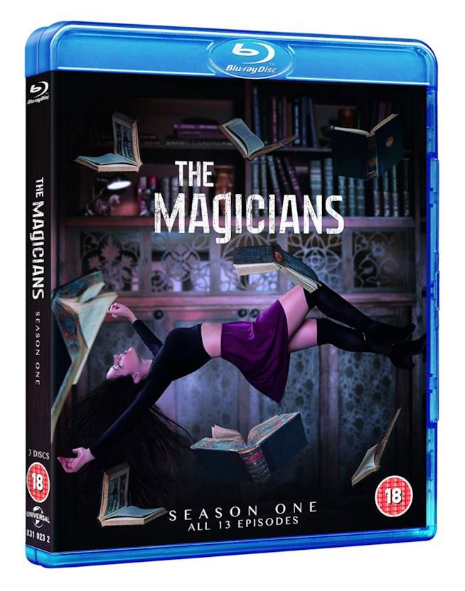 Cofanetto Blu-ray di The Magicians - Season 1