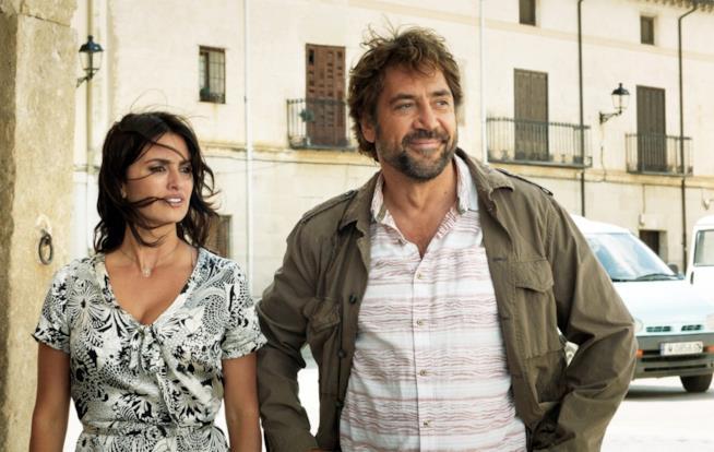 Everybody Knows con Penélope Cruz  e Javier Bardem