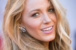 Blake Lively in primo piano