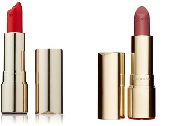 Clarins per la primavera 2018 lancia Jolie rouge Velvet