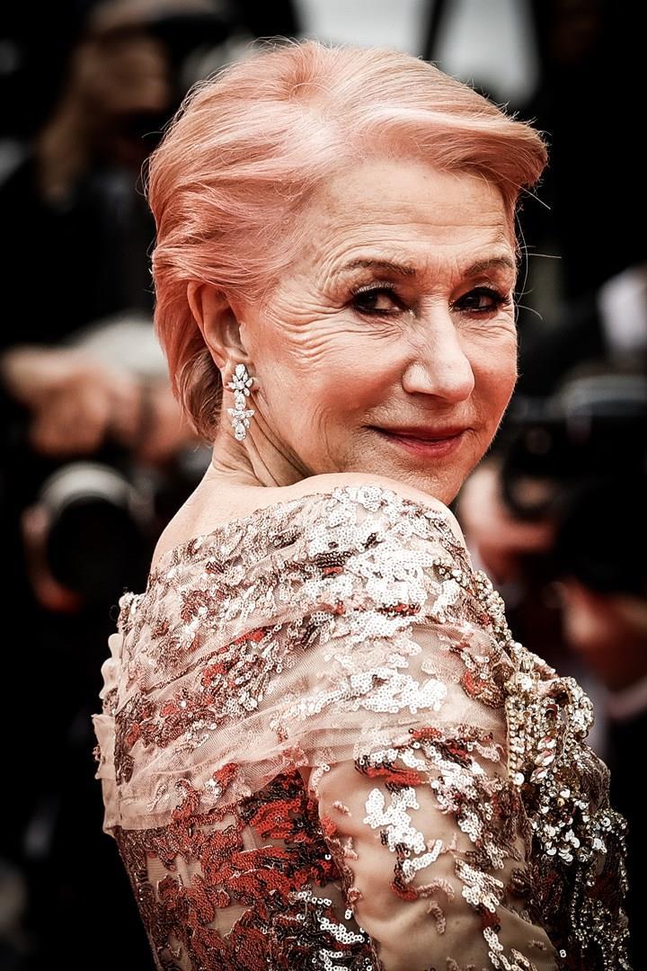 Helen Mirren a Cannes 2019