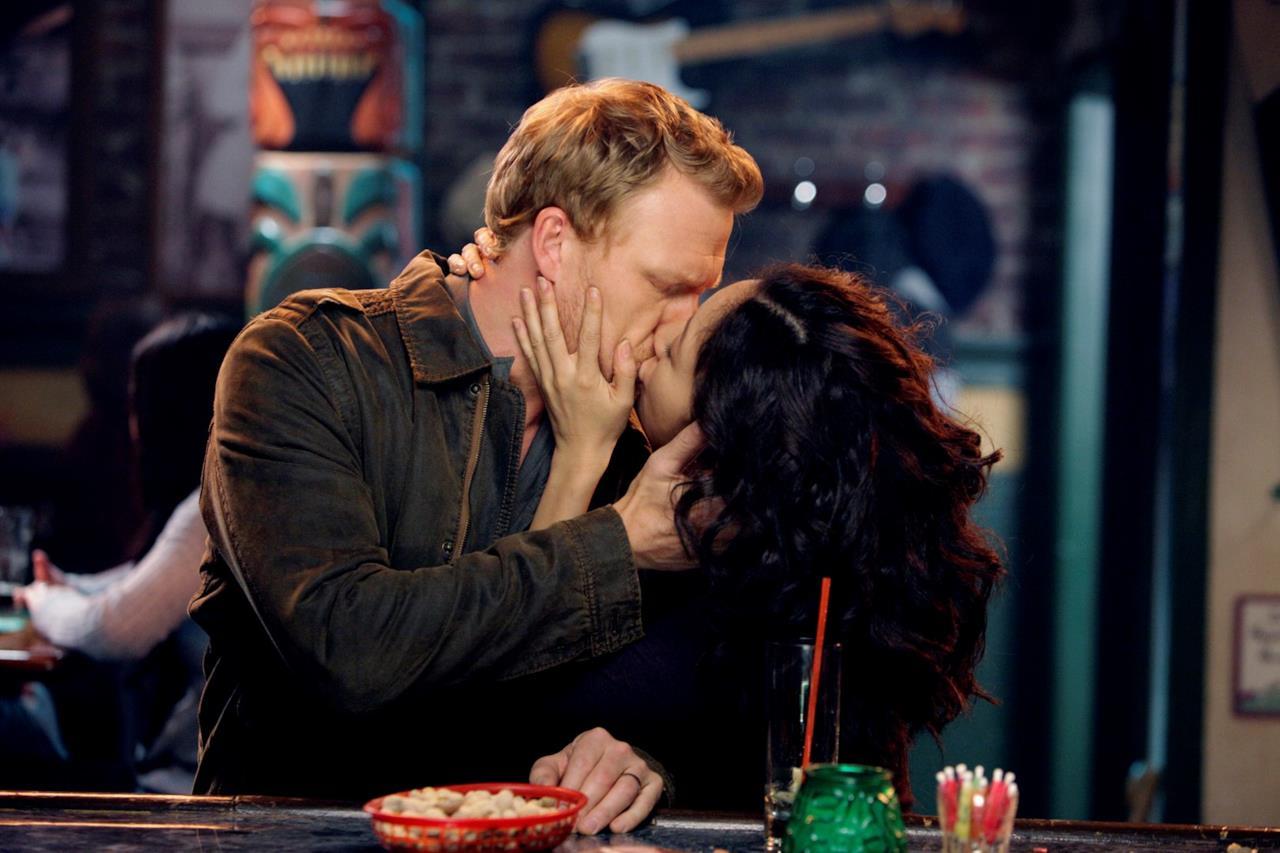 Cristina Yang e Owen Hunt Grey's Anatomy 14