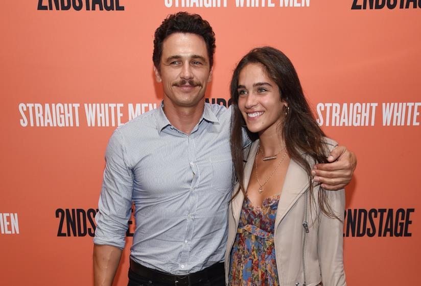 James Franco e Isabel Pakzad