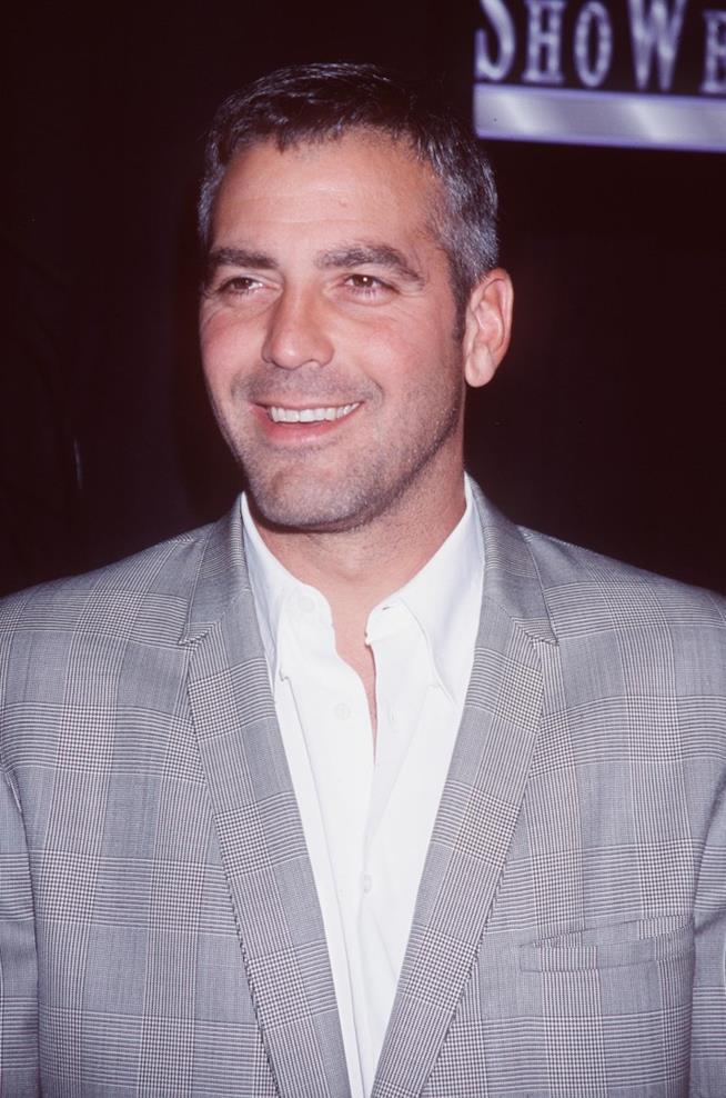 George Clooney negli anni '90