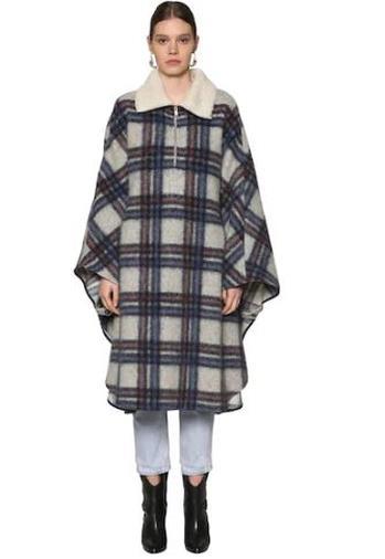 ÉTOILE Cappotto in gabìn misto lana