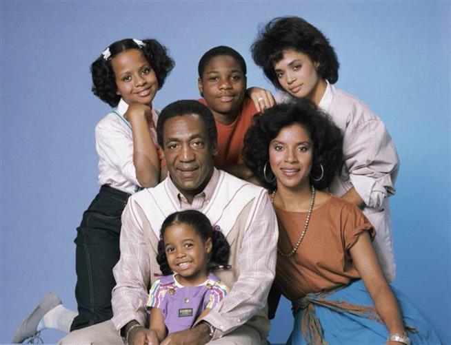 Bill Cosby ai tempi de I Robinson