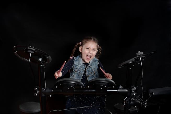 T-shirt rock and roll: le magliette più belle per bambini