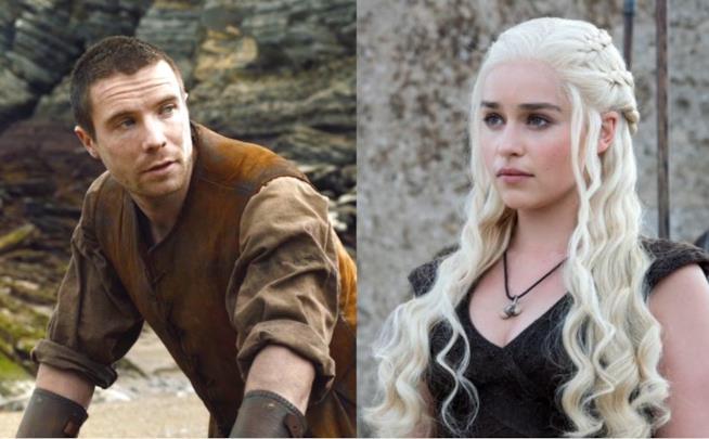 Gendry e Daenerys