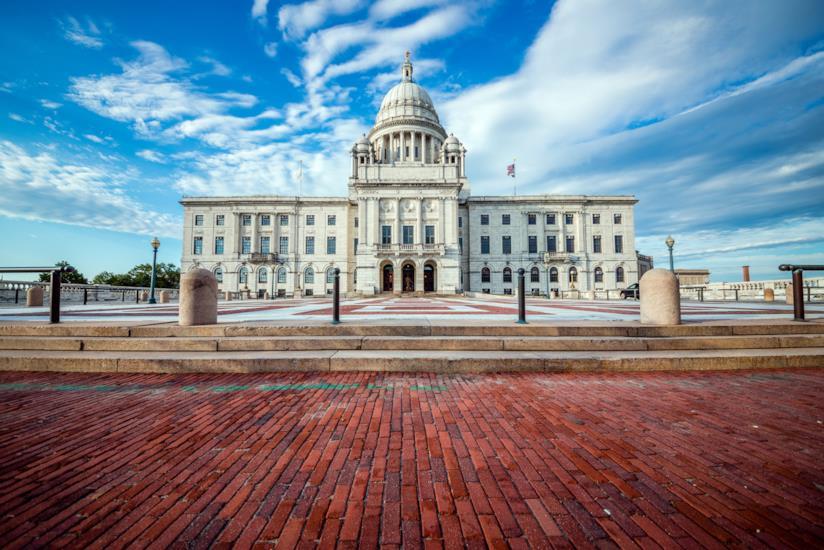 Il cuore della politica del Rhode Island: il Campidoglio di Providence