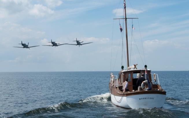 Un'immagine di Dunkirk