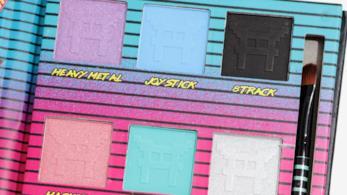 La palette di ombretti di Ready Player One