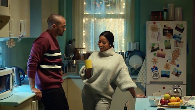 Nicki Minaj e Jesse Williams nel corto H&M