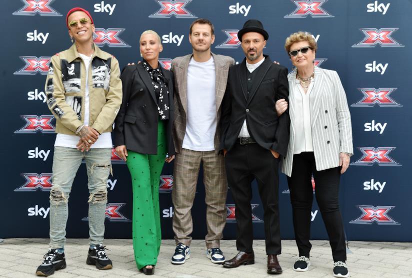 X Factor 2019, i giudici alla presentazione
