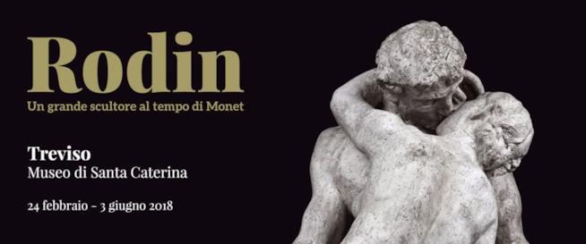 Auguste Rodin. Un grande scultore al tempo di Monet