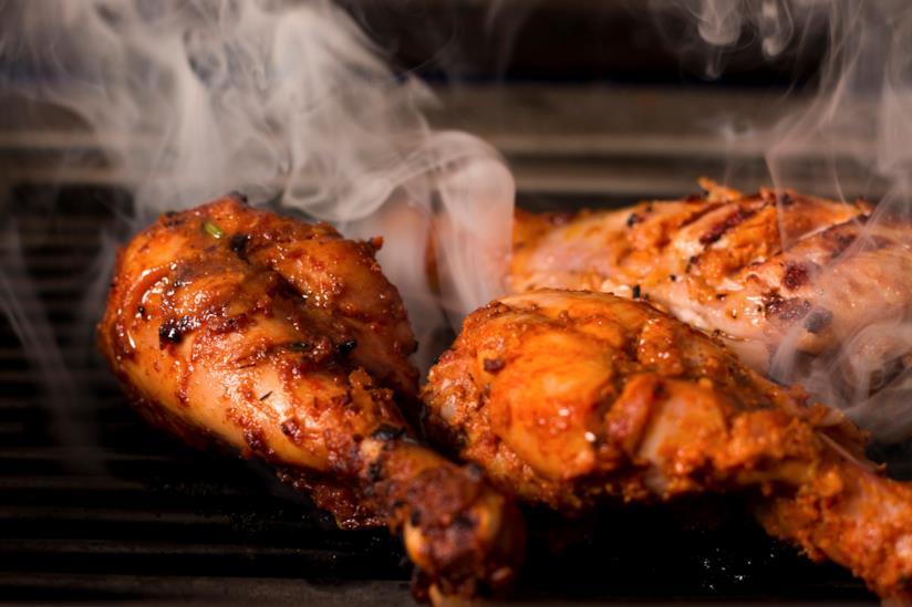 Ali di pollo alla griglia per Ferragosto