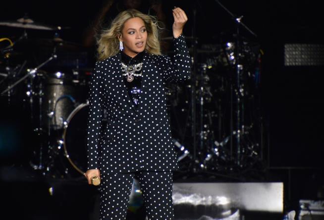Beyoncé sul palco