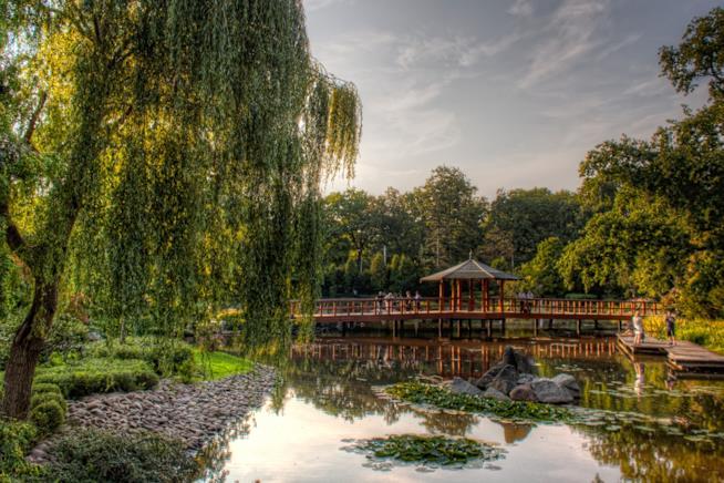 I Giardini più belli d'Europa, Japanese Garden, Breslavia, Polonia