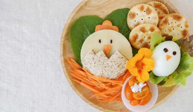 Ricette vegetariane per Pasqua