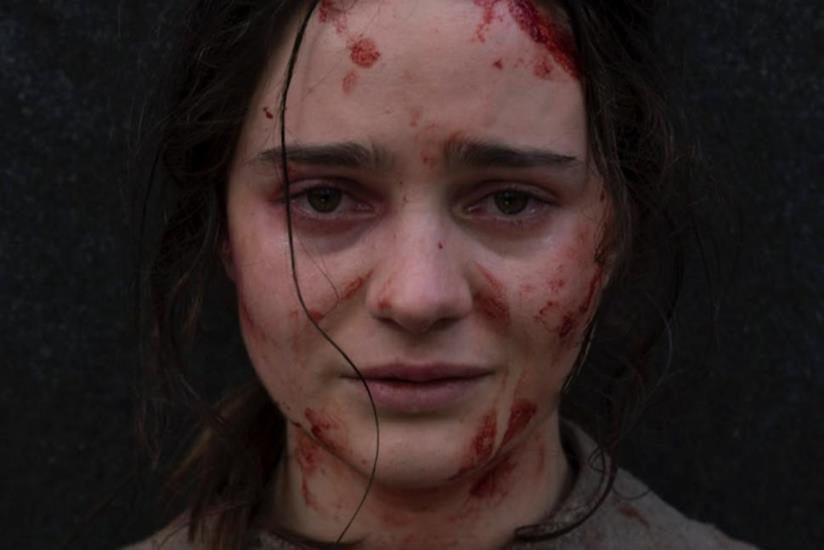 Una scena del film The Nightinglale