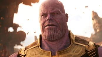 Josh Brolin è Thanos in Avengers: Infinity War