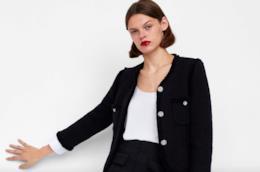 Giacca Chanel di Zara