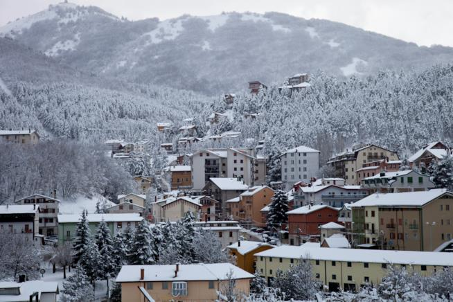Sciare in Abruzzo a Roccaraso