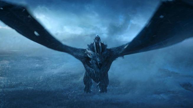Un'immagine della settima stagione di Game Of Thrones
