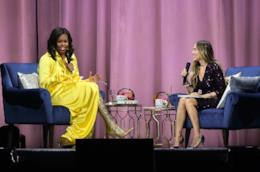 Michelle Obama e Sarah Jessica Parker
