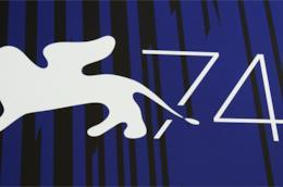 Il logo di Venezia 74
