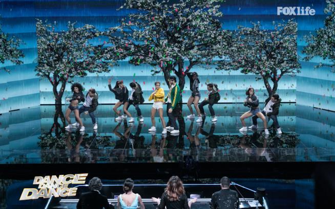Cristina e Giulio: finale di Dance Dance Dance 2 con Temperature di Sean Paul