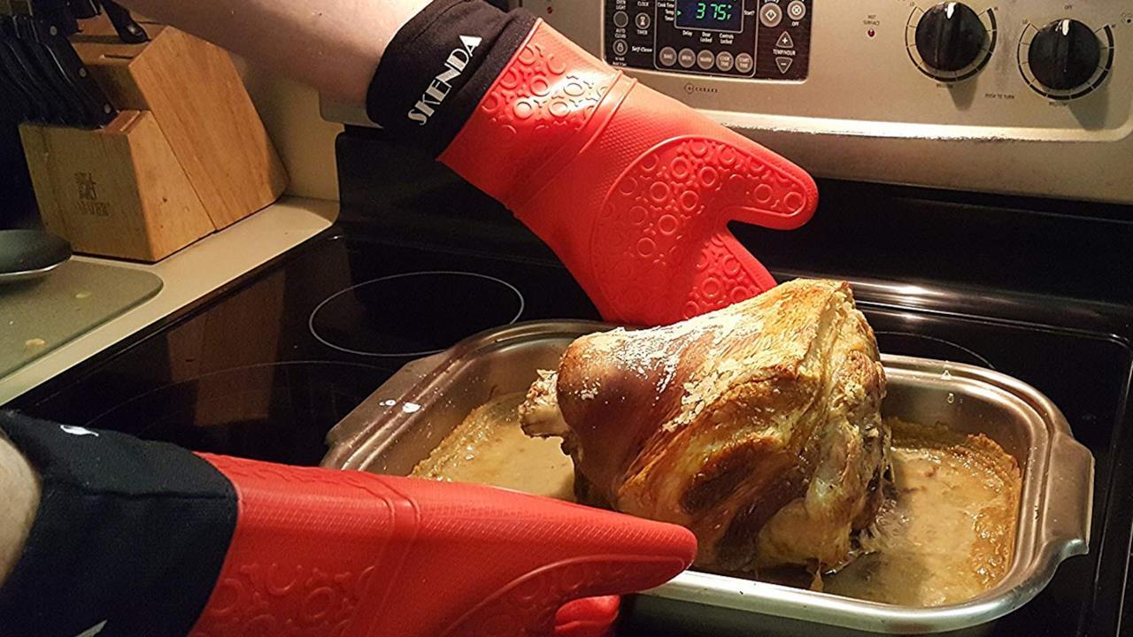 lussureggiante nel design scarpe classiche goditi un grande sconto I guanti da forno migliori per la tua cucina