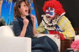 Sarah Paulson spaventata da Ellen DeGeneres