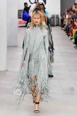 Sfilata ON-OFF PRESENTS Collezione Donna Primavera Estate 2020 Londra - CSC_1503