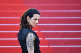 Asia Argento al Festival di Cannes