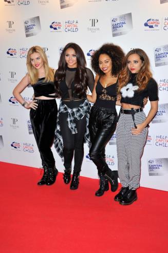red carpet per le Little Mix