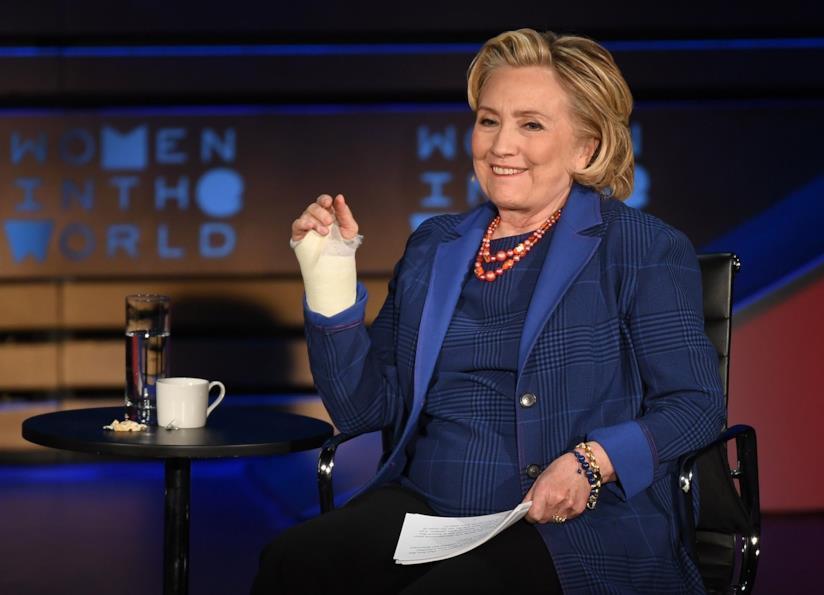 Hillary Rodham Clinton, ex studentessa di Yale