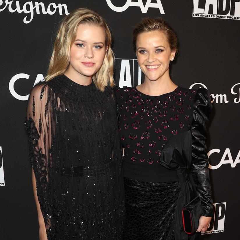 Reese Whiterspoon e Ava Phillippe