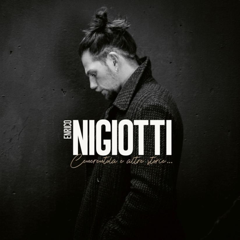 """L'album """"Cenerentola e altre storie…"""" di Enrico Nigiotti"""